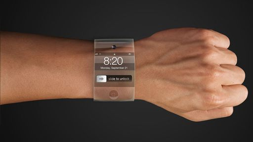 Patente da Apple prevê uso de 'fluidos ativos' ao invés de placas de circuito