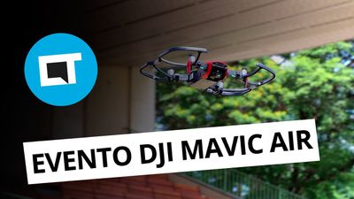 DJI Mavic Air no Brasil: evento de lançamento