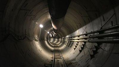 Primeiro túnel da Boring Company abre em 10/12, segundo Elon Musk