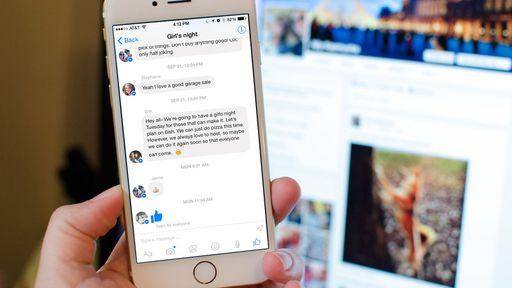 Como ativar a criptografia do Facebook Messenger e ter conversas secretas