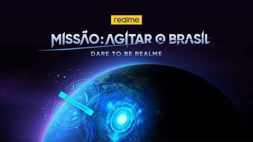 Realme promete celulares a preços acessíveis em todas as categorias no Brasil