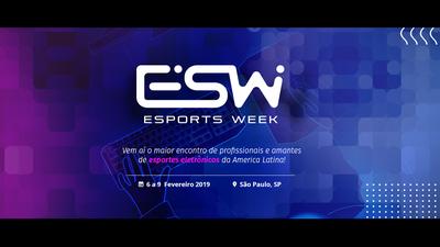 Esports Week trará discussão sobre inserção de esportes eletrônicos na educação