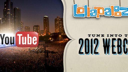 Lollapalooza Chicago terá transmissão ao vivo pelo YouTube a partir de hoje