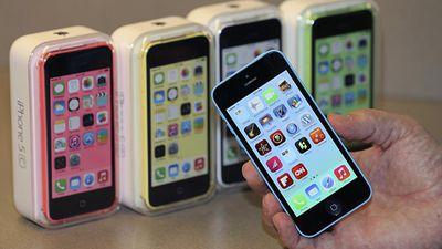 Não agradou: 3 milhões de unidades do iPhone 5C estão encalhadas nas lojas
