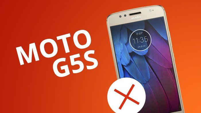 00d00c46a 5 motivos para NÃO comprar o Moto G5S - Vídeos - Canaltech