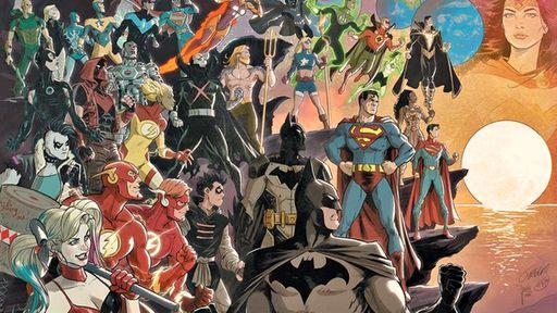 DC revela detalhes de sua nova fase com linha mais enxuta e revitalizada