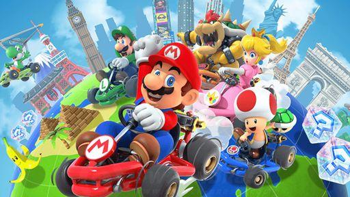 Como jogar Mario Kart Tour no modo multiplayer
