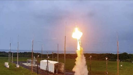 Foguete é lançado da Base de Alcântara como parte de treinamento operacional