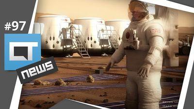 Terráqueos em Marte, HTTP/2, filme de Assassin´s Creed e + [CT News #97]