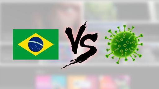 Coronavírus | Sete estados no BR apresentam queda em transmissão da doença