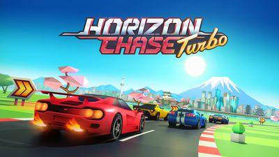 Horizon Chase Turbo chega para PS4 e PC no segundo trimestre de 2018