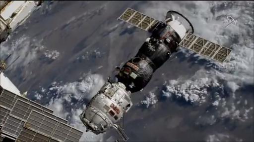 Módulo russo Pirs deixa a Estação Espacial Internacional após 20 anos de uso