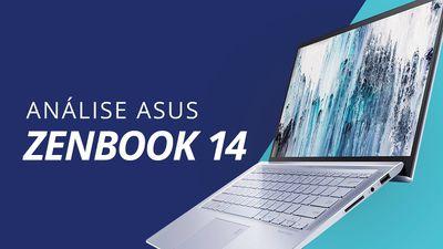 ASUS Zenbook 14 [Análise/Review]