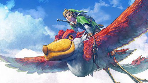 Review Zelda: Skyward Sword HD │ Ainda problemático, mas igualmente apaixonante
