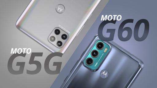 Moto G60 vs Moto G 5G   Quer mais tela e bateria ou rede 5G?