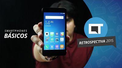 Os melhores smartphones de entrada de 2015