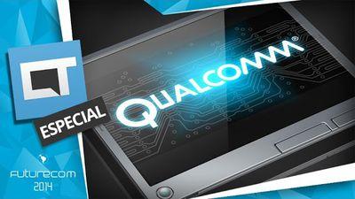 Como a Qualcomm está se preparando para a evolução do 4G [Futurecom 2014]