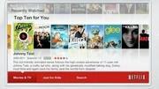 Netflix para Wii U aparece em imagens