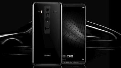 Huawei P20 terá edição especial com design exclusivo da Porsche Design