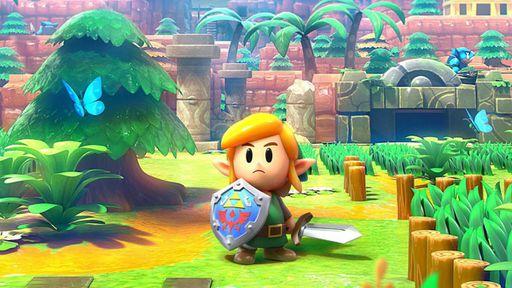 Análise | The Legend of Zelda: Link's Awakening deixa o passado ainda mais belo