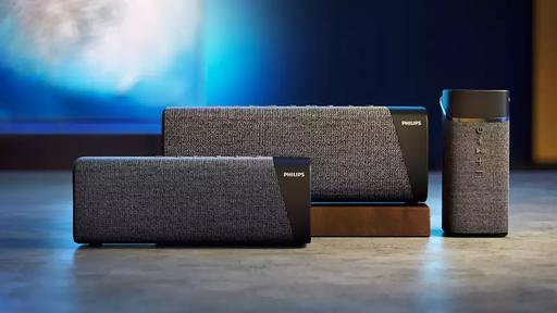 Philips lança nova linha de caixas de som Bluetooth com tecnologia TWS no Brasil