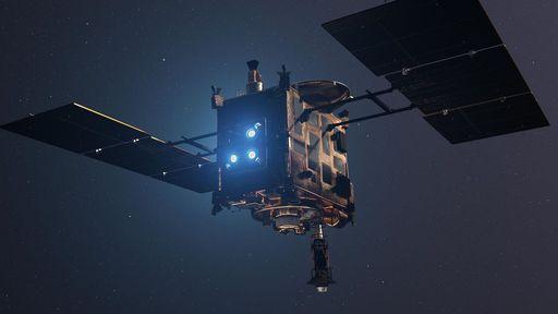 Ela chegou! Sonda japonesa Hayabusa2 traz amostras do asteroide Ryugu