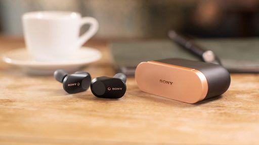 Fones de ouvido Sony WF-1000XM4 ganham data oficial de anúncio