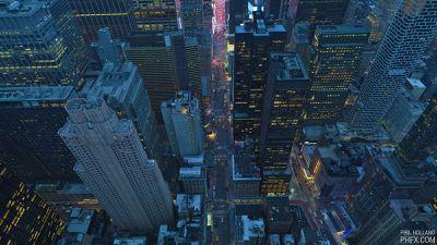 Diretor filma Nova Iorque em 12K e o resultado é hipnotizante