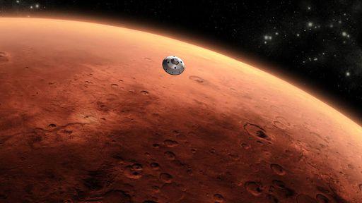 Radiação afetará cérebro de astronautas que viajarem a Marte, diz estudo