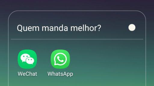 Entenda por que o WeChat faz o WhatsApp parecer um messenger do século passado