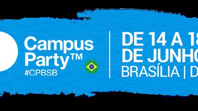 Ficou sem ingresso? Assista à transmissão da Campus Party Brasília ao vivo