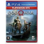 Jogo God Of War Hits para PS4