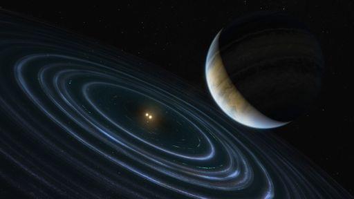 """Movimento de exoplaneta """"estranho"""" pode nos ajudar a encontrar o Planeta Nove"""