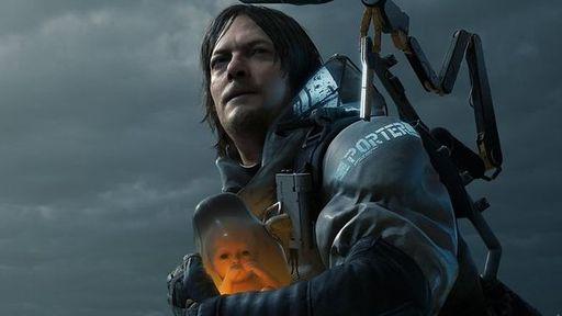 Gamescom 2019 | Kojima revela trailers de Death Stranding com novos personagens