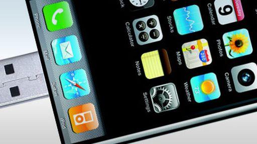 Transforme seu iPhone em um pendrive e carregue os arquivos que quiser com você