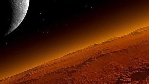 E se as Olimpíadas fossem realizadas em Marte?