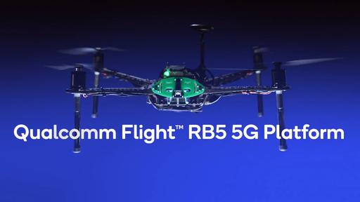 Qualcomm desenvolve plataforma para drones compatível com 5G e vídeos em 8K