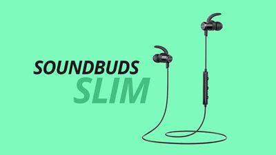 Anker SoundBuds Slim, fone bluetooth para Home Office também [Hands-On]