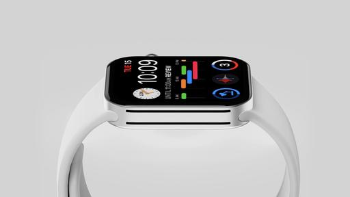 Foto reforça aumento de tamanho em novos modelos do Apple Watch Series 7