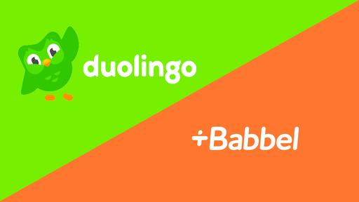 Duolingo ou Babbel: qual o melhor app para aprender outro idioma?