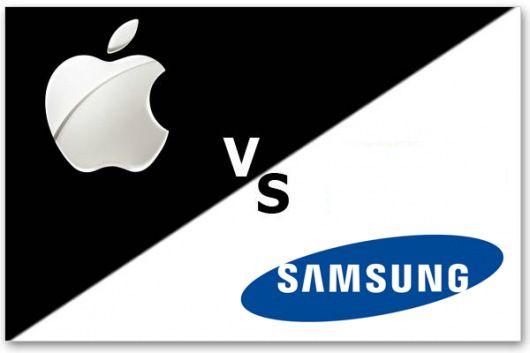 Processos entre Apple e Samsung