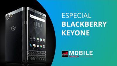 Blackberry KeyOne : a volta da fabricante para o mundo dos smartphones [MWC 2017
