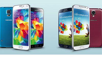 Galaxy S4 e S5 devem receber atualização 4.4.3 do Android até o final de julho