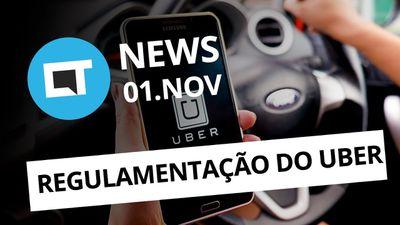 Confusão na regulamentação do Uber; Google lança hardware para videochamadas [CT
