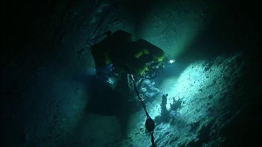 Nova abordagem de pesquisa no fundo do oceano auxilia futuras missões espaciais