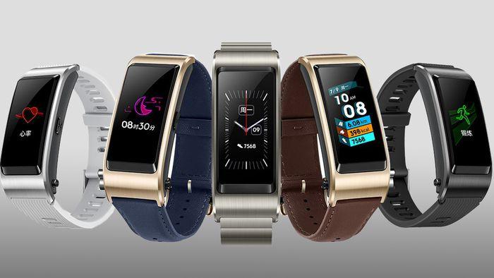 cc987076aba Nova pulseira fitness da Huawei chegará ao mercado em agosto