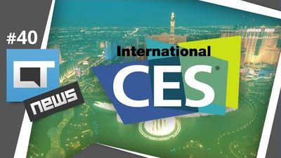 CES 2014 - Huawei Mate 2, TVs 4K, carros ecológicos e + [Especial | CT News #40]