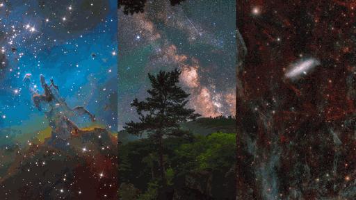 Destaques da NASA: fotos astronômicas da semana (04/09 a 10/09/2021)