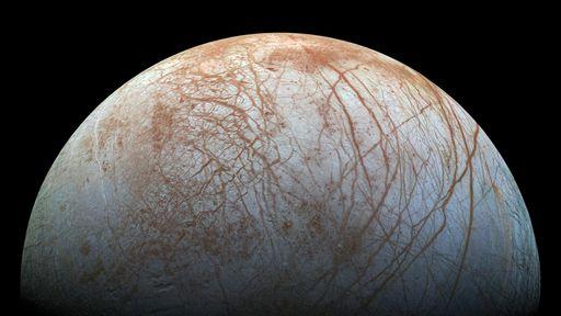 NASA oficializa missão Europa Clipper para estudar lua congelada de Júpiter