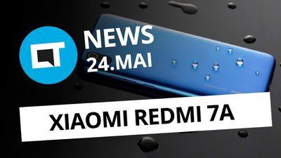 Walmart lança tablets; Xiaomi Redmi 7A; Baixo estoque do OnePlus 7 Pro [CT News]